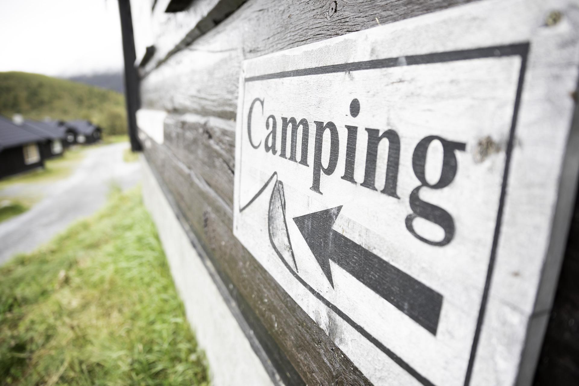Camping Raubergstulen Turisthytte